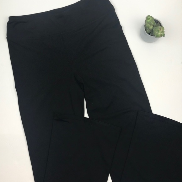 exceptional range of styles various styles big discount of 2019 GAIAM Zen Yoga Bootcut Pant/Leggings in Black